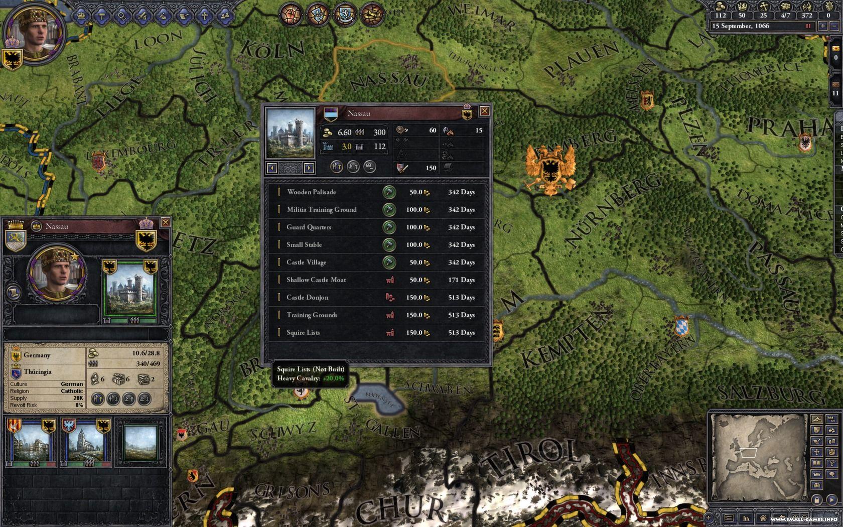 Crusader Kings II v3 2 0 + All DLC - торрент, скачать бесплатно