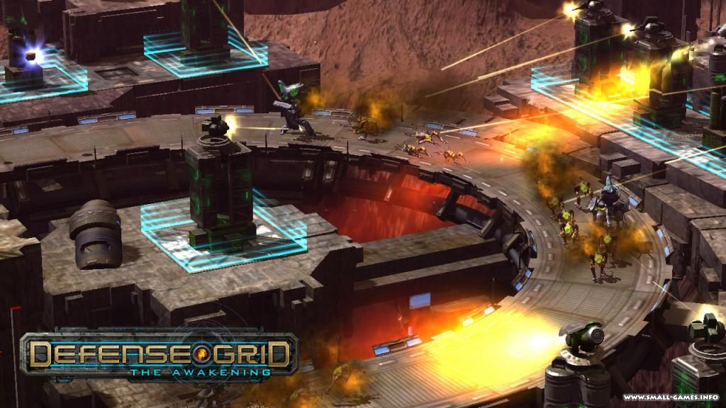 Defense grid the awakening .dlcs en r g. iso