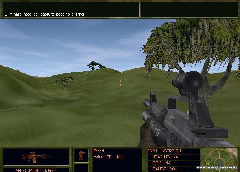 скачать через торрент игру Delta Force 2 через торрент - фото 9