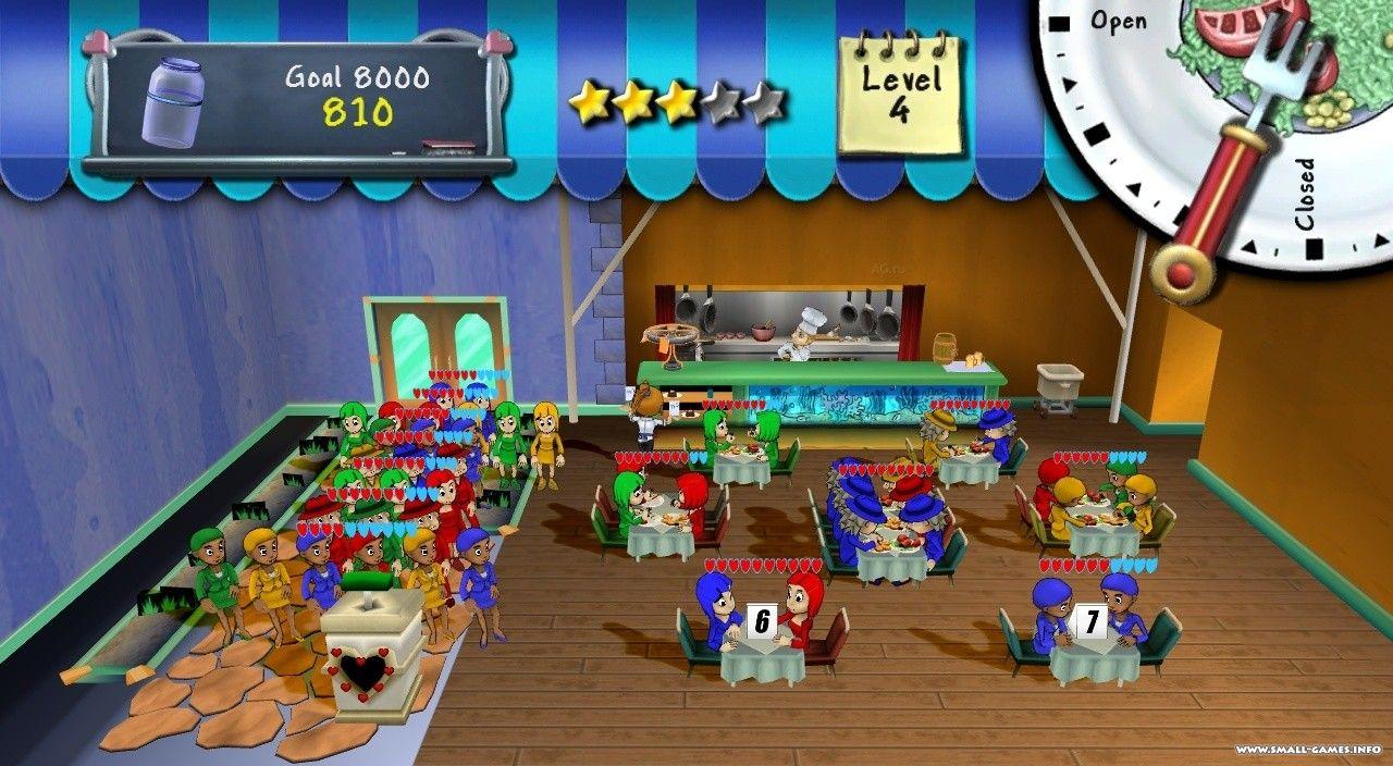Скачать игру diner dash на компьютер