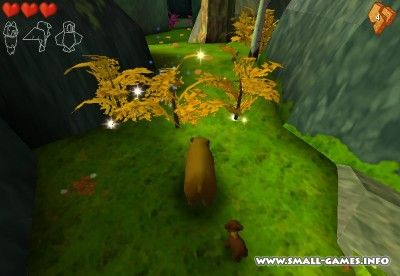 Братец медвежонок (2003) скачать торрентом мультфильм бесплатно.