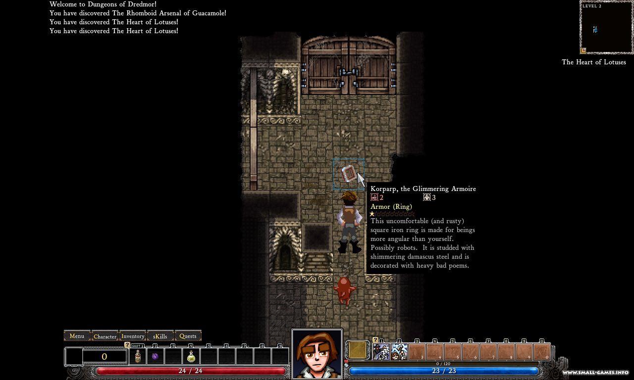 Desktop dungeons. Enhanced edition v1. 58 + 1 dlc торрент.