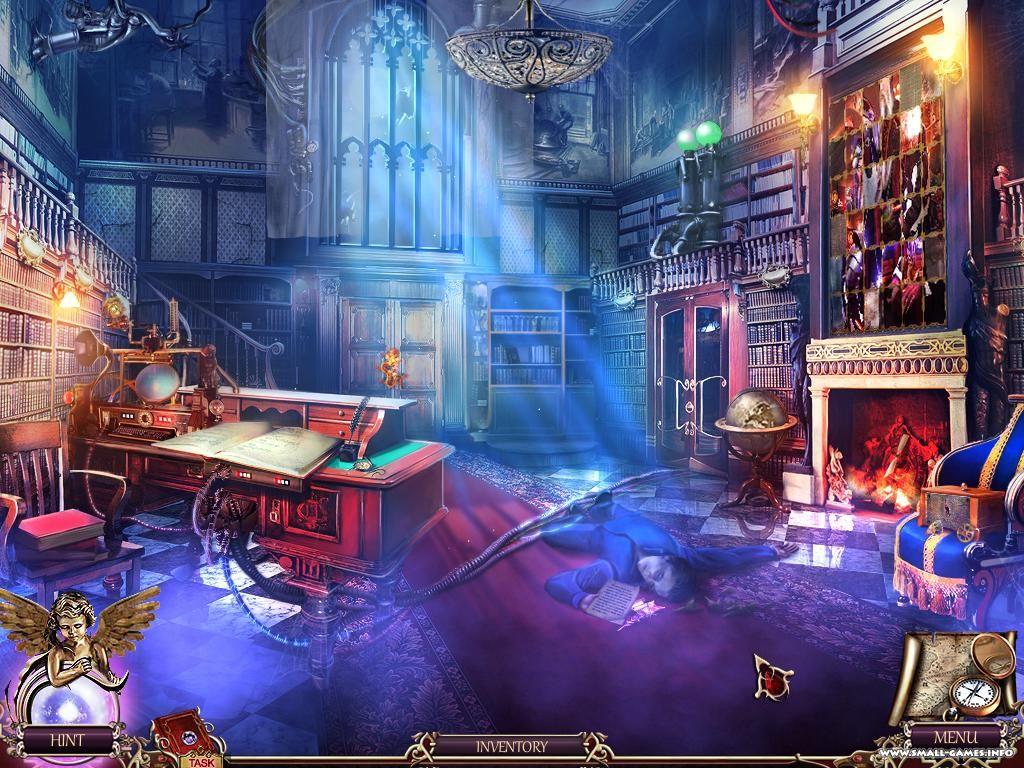 Таинственная бессмертные библиотека страницы игра