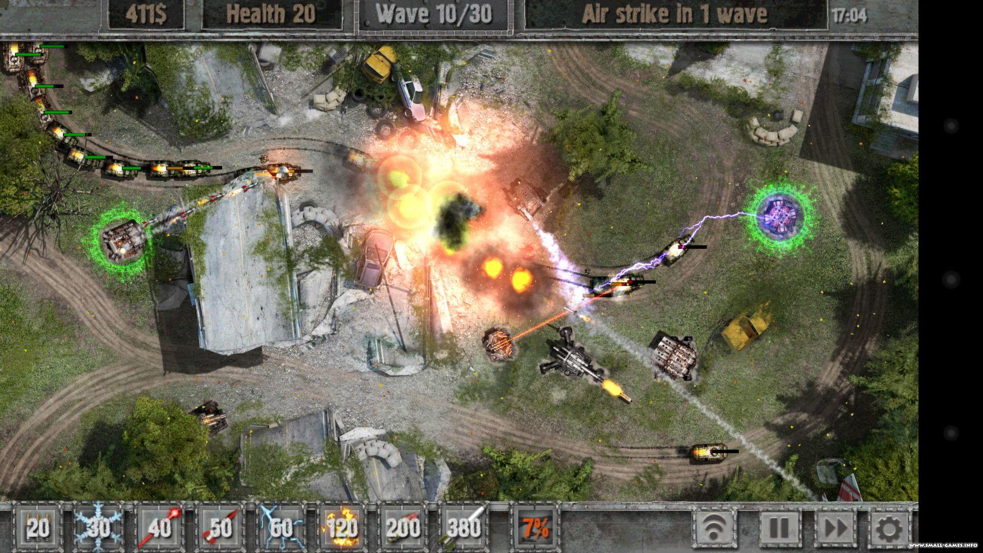 Скачать игры tower defense на компьютер торрент