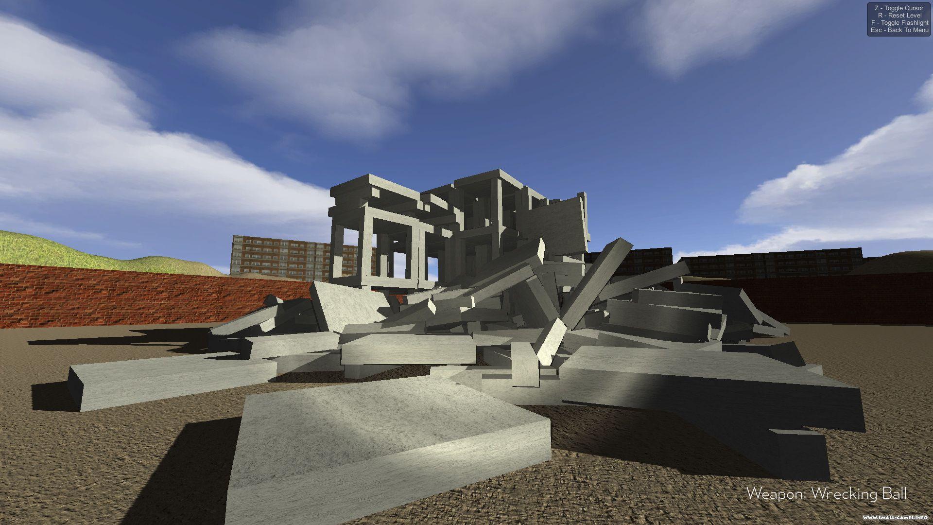Симулятор разрушений зданий скачать