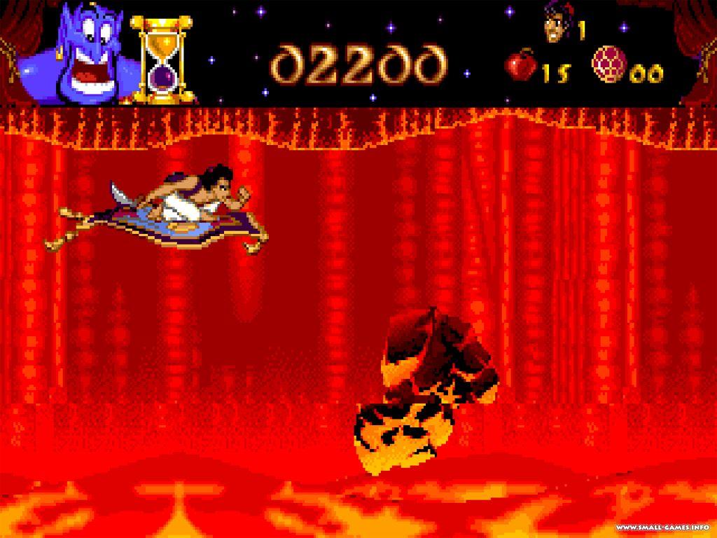Aladdin in nasiras revenge (русская версия) скачать игру бесплатно.