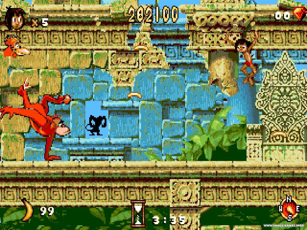 The Jungle Book Game Full