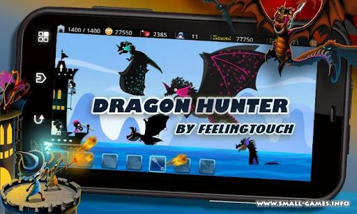 Dragon Hunter Game