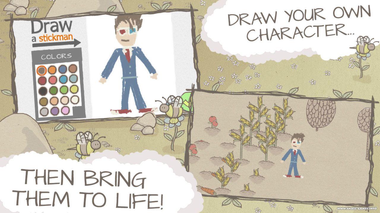 Draw a stickman epic играть без скачивания