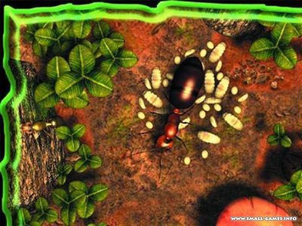 империя муравьев игра скачать