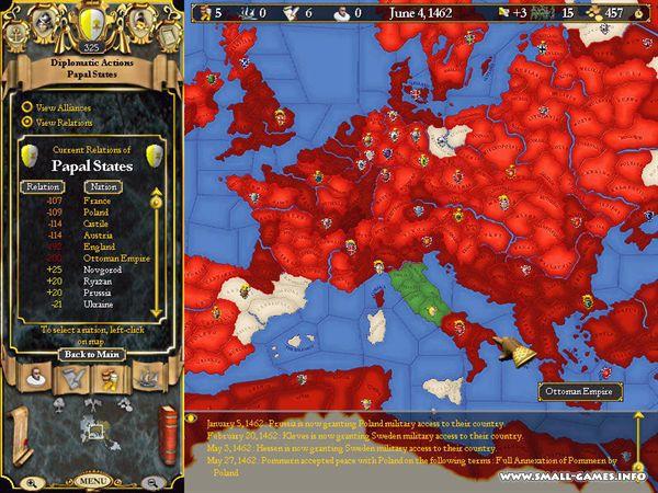 Римская Империя игра Три в Ряд