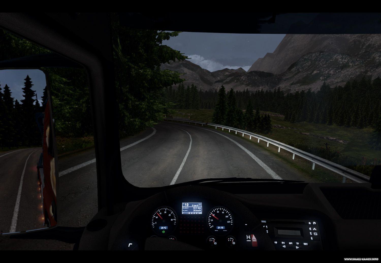 euro truck simulator 2 скачать бесплатно полную версию на русском