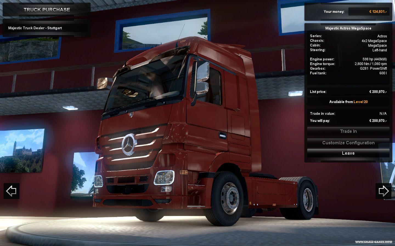 Скачать euro truck simulator 2 v1. 33. 2. 19s + 65 dlc – торрент.