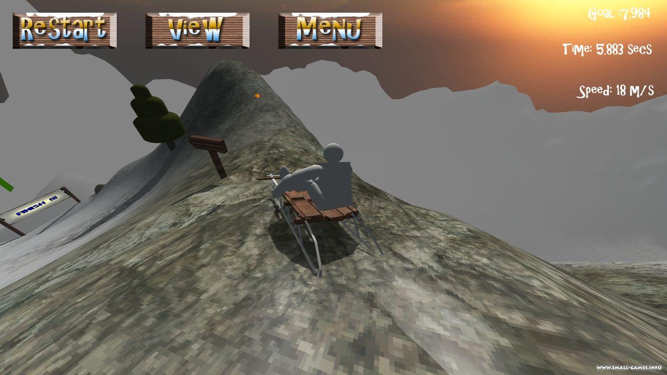 Скачать торрент симулятор санок