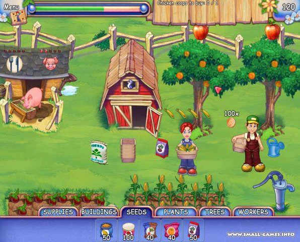 скачать игру чудесный огород 3