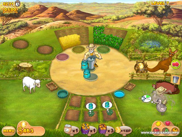 Скачать игру Farm Mania: Hot Vacation бесплатно. Новые игры. 73 Mб.