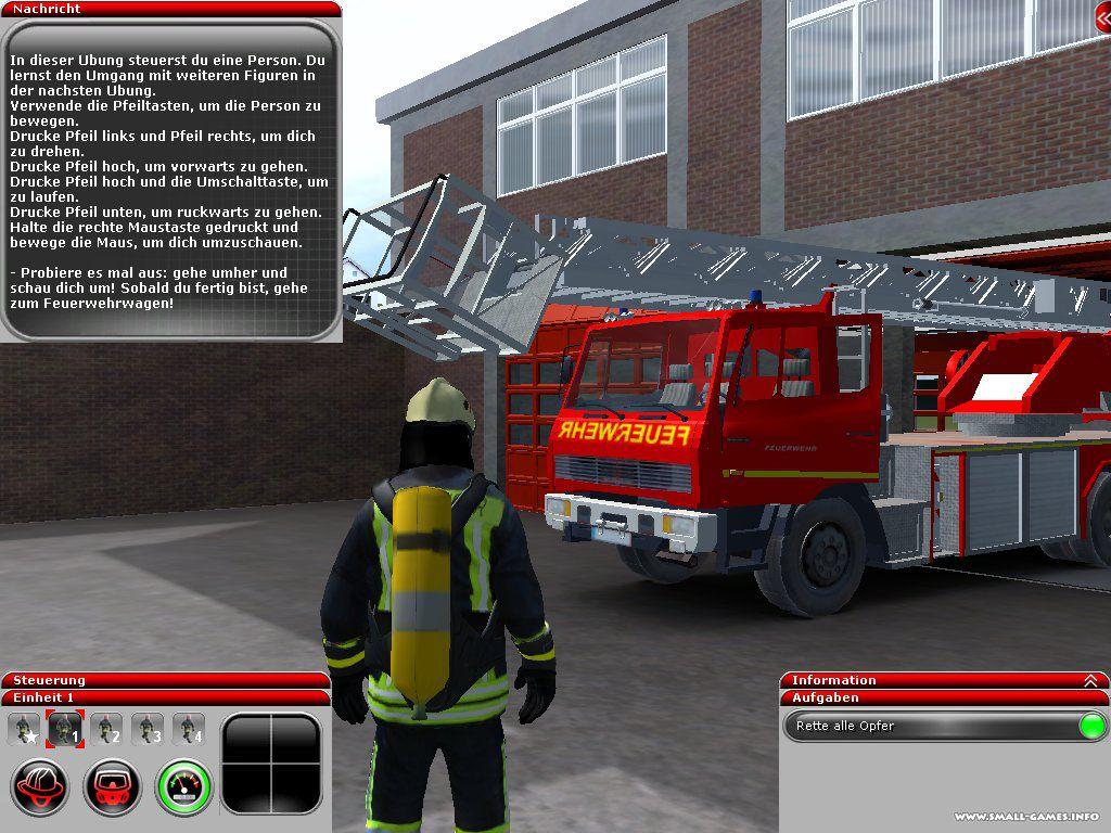 Скачать игру симулятор пожарников
