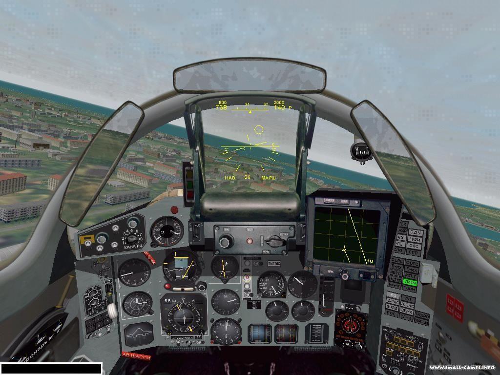 Скачать игру симулятор миг 29 через торрент