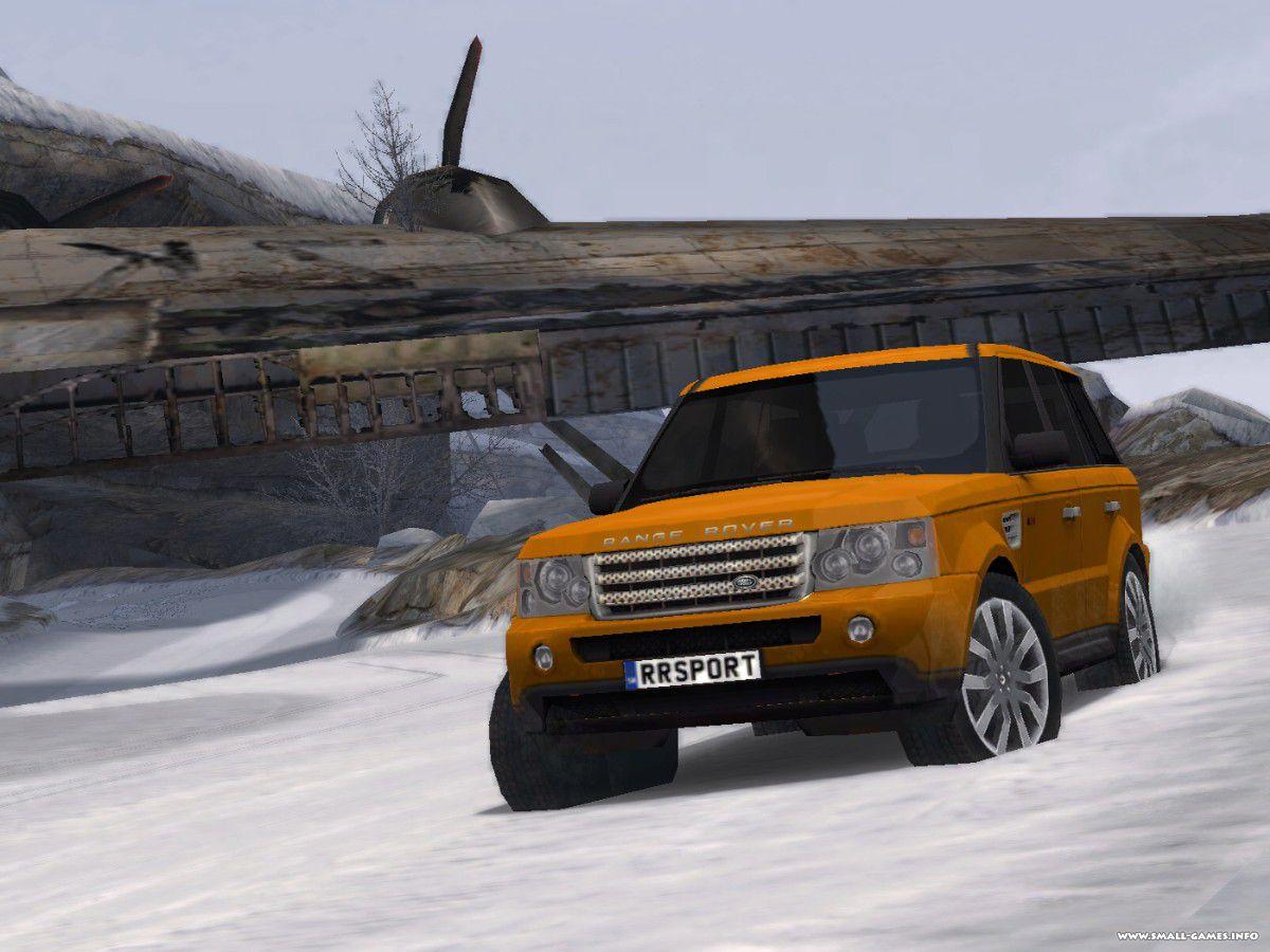 Игру Ford Racing