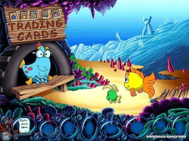 Игра Рыбка Фредди Дело О Чудовище Из Коралловой Бухты Скачать Бесплатно - фото 5