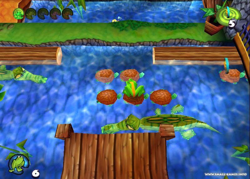 Скачать игру frogger на компьютер