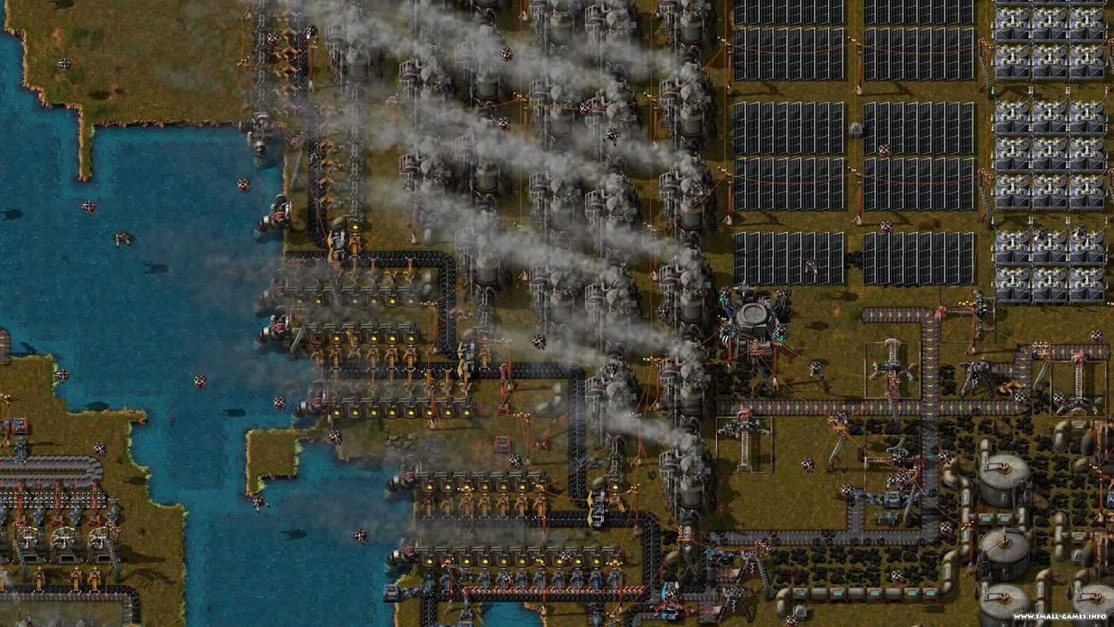 Factorio v0 17 68 [Steam Early Access] / + GOG v0 16 51 / +