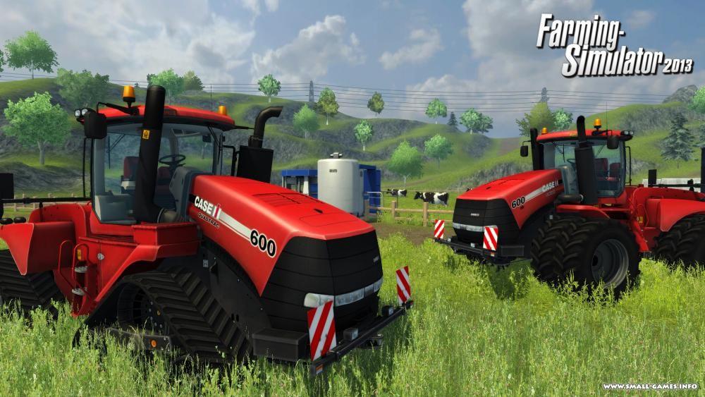 Скачать Бесплатно Игру Farming Simulator 2013 На Компьютер - фото 11