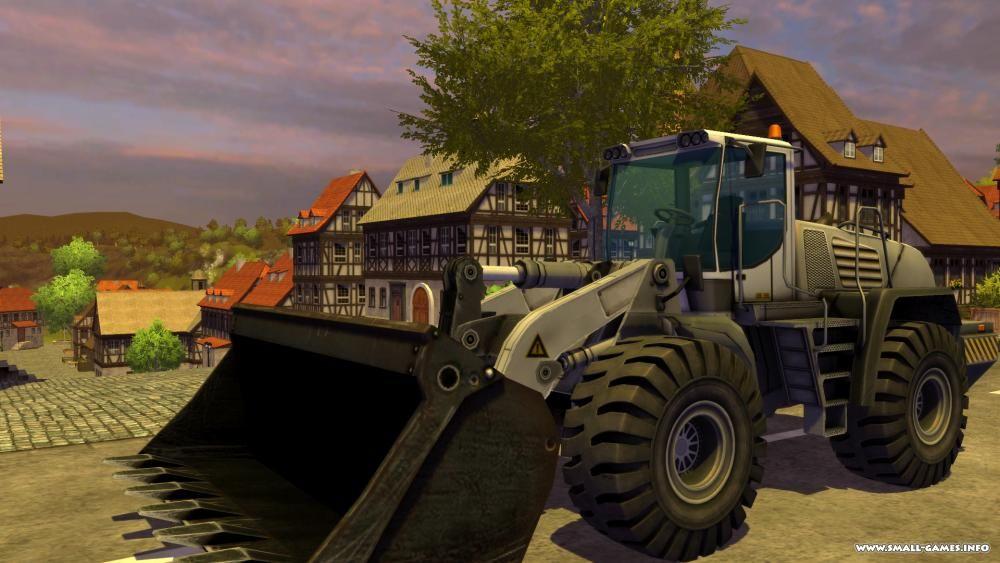 Скачать Бесплатно Игру Farming Simulator 2013 На Компьютер - фото 9
