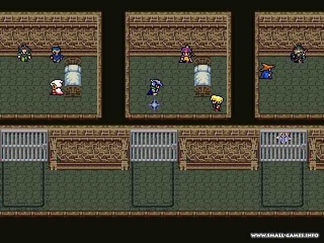 Игру Final Fantasy 6