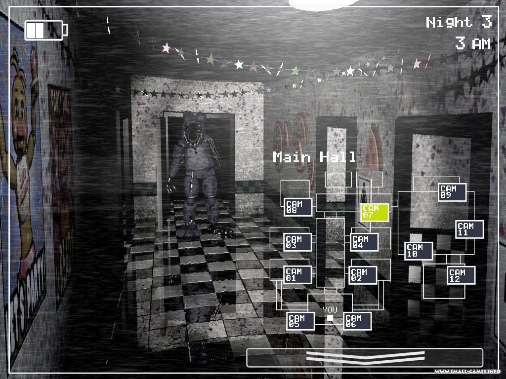 Скачать Five Nights at Freddy s 4 для Android