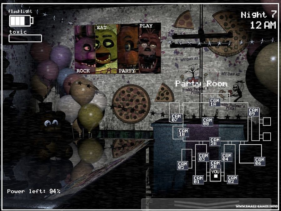 Скачать фнаф игру another nights at freddy's: remastered.