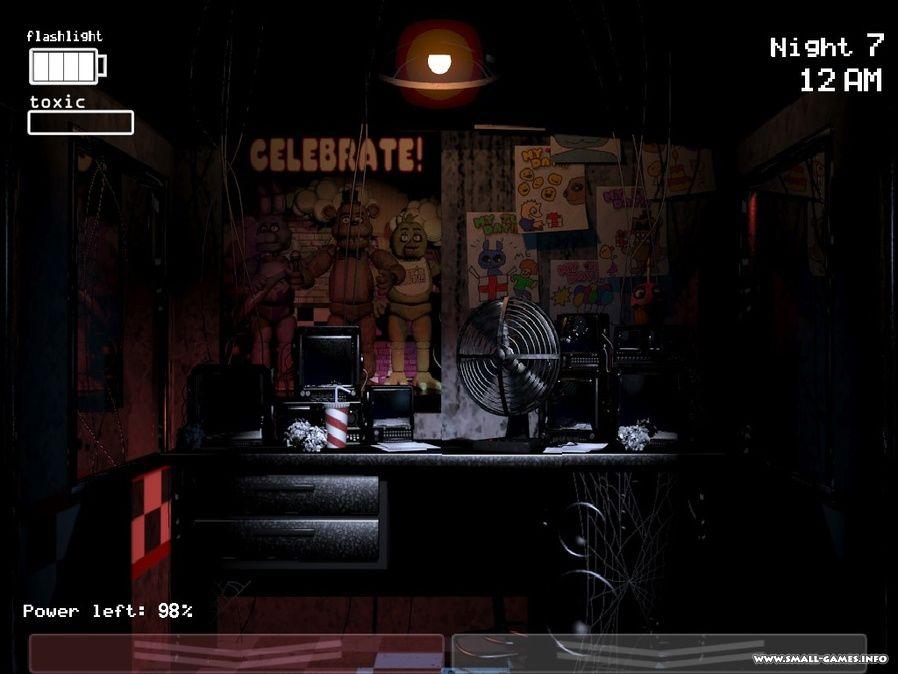 The Return To Freddy s v1 1 - скачать игру