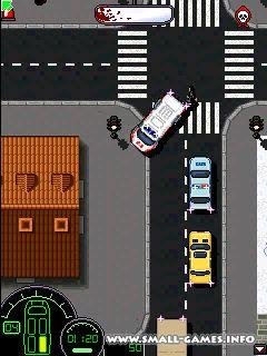 Скачать игру ГАЗила 03 (Ambulageddon) на телефон бесплатно