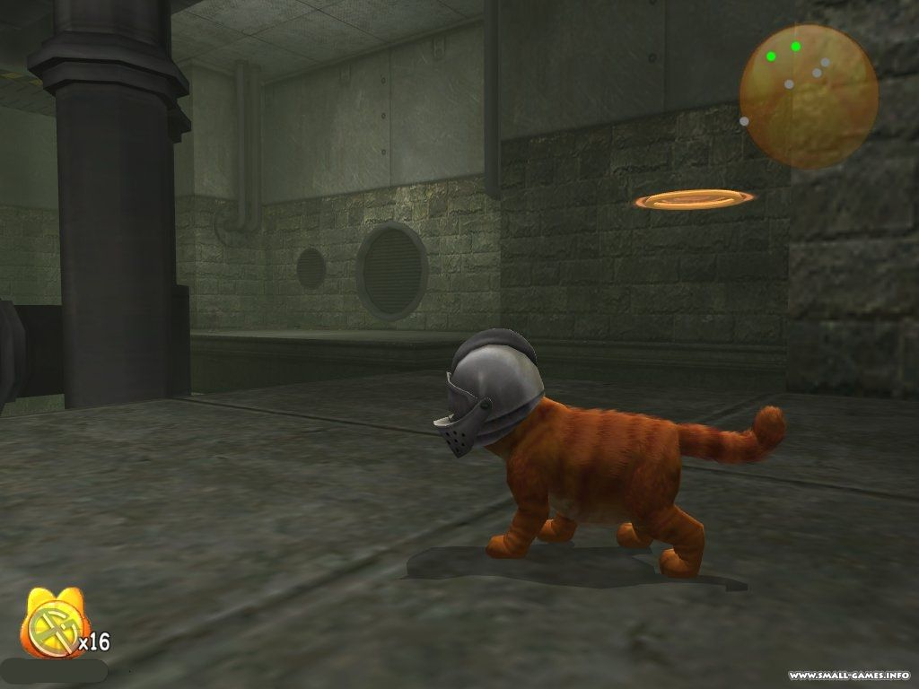 Скачать garfield 2: tale of two kitties / гарфилд 2 история.