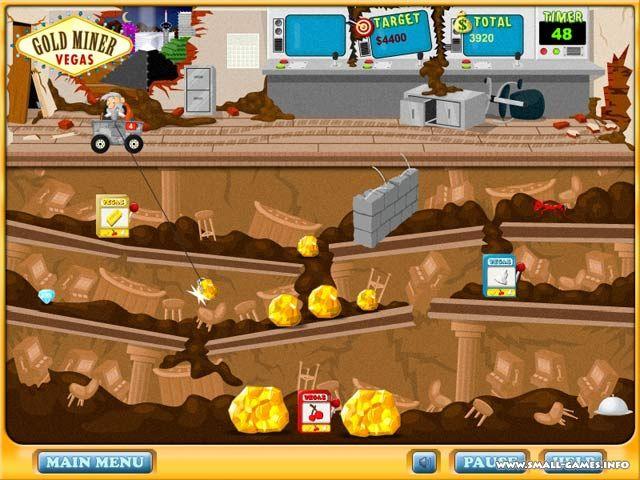 download game gold miner vegas full crack