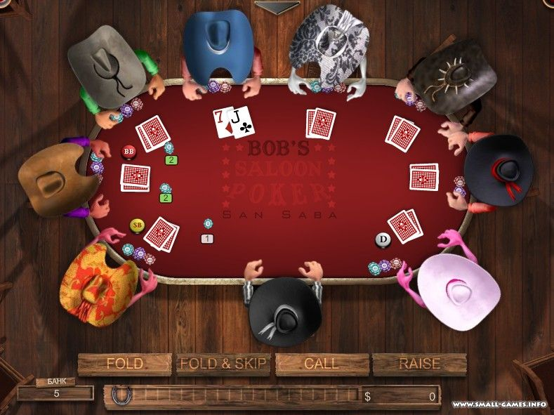poker online governor