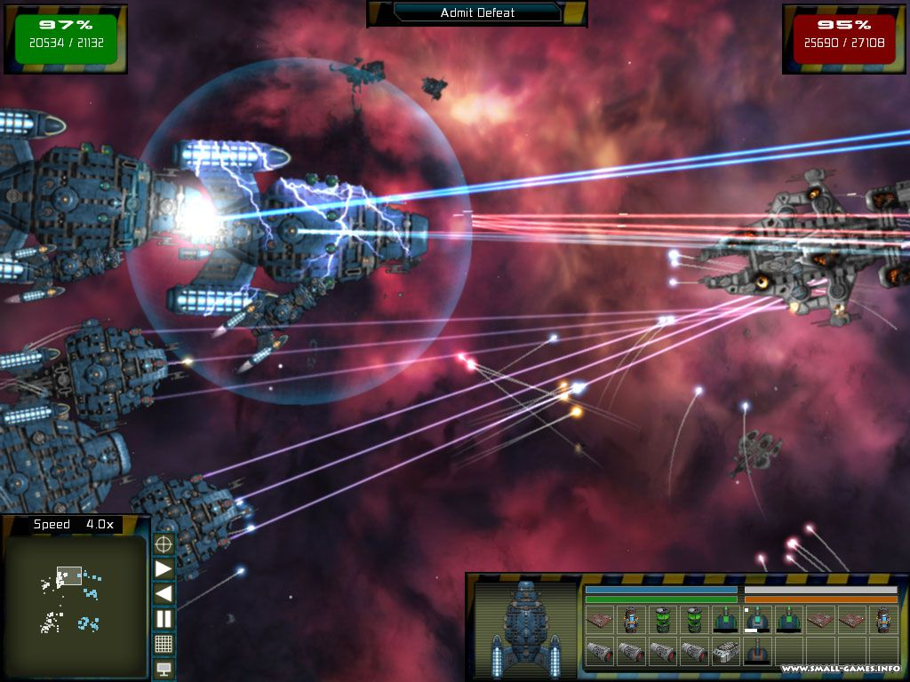 Gratuitous space battles скачать торрент rus