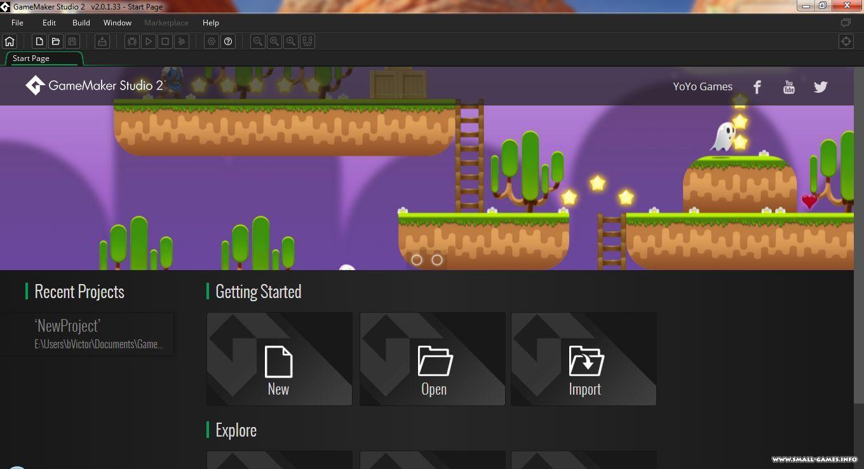 download game maker studio