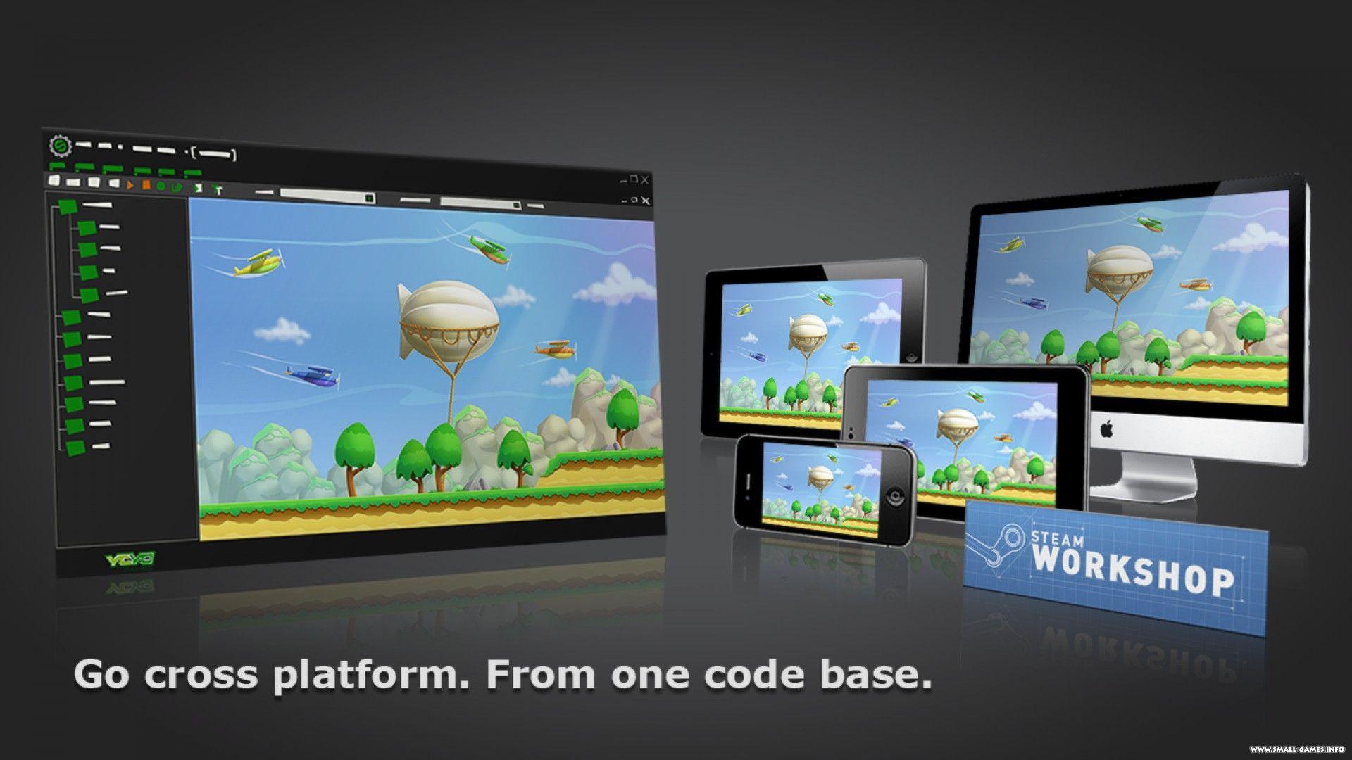 Download GameMaker Studio 2.1.5 Build 322 for Windows