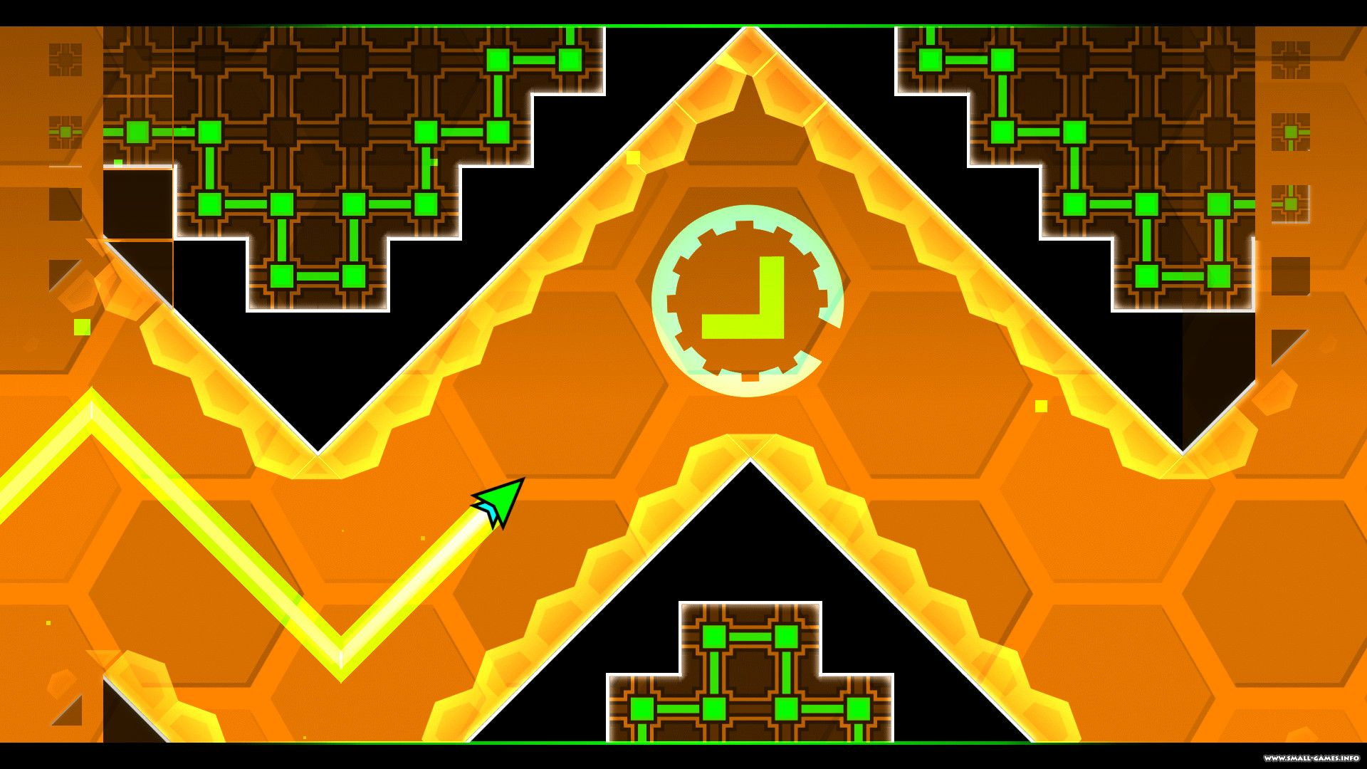 Игра геометрия даш онлайн на компьютере