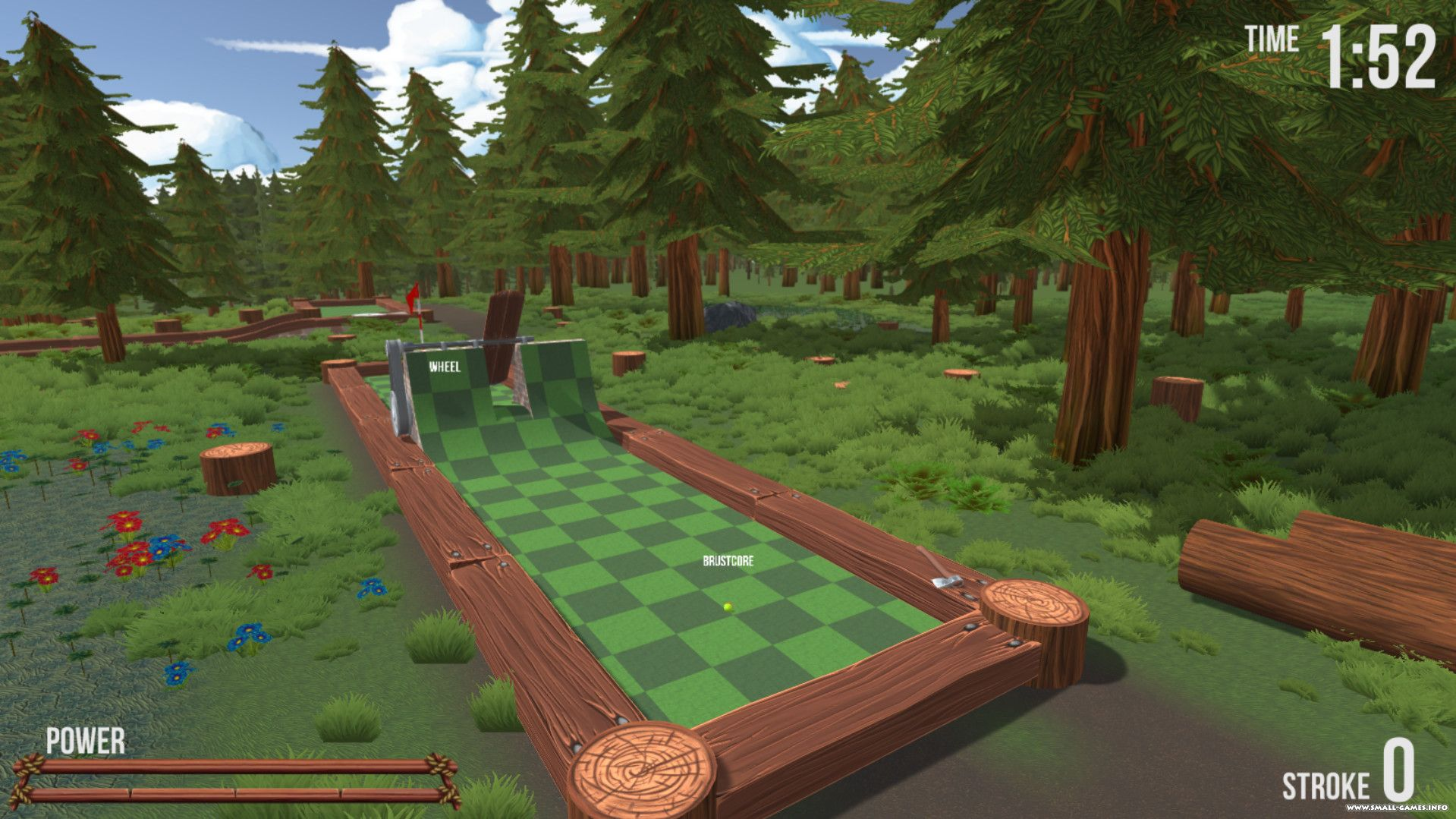 Golf with your friends v0. 0. 98. 1 [steam early access] торрент.