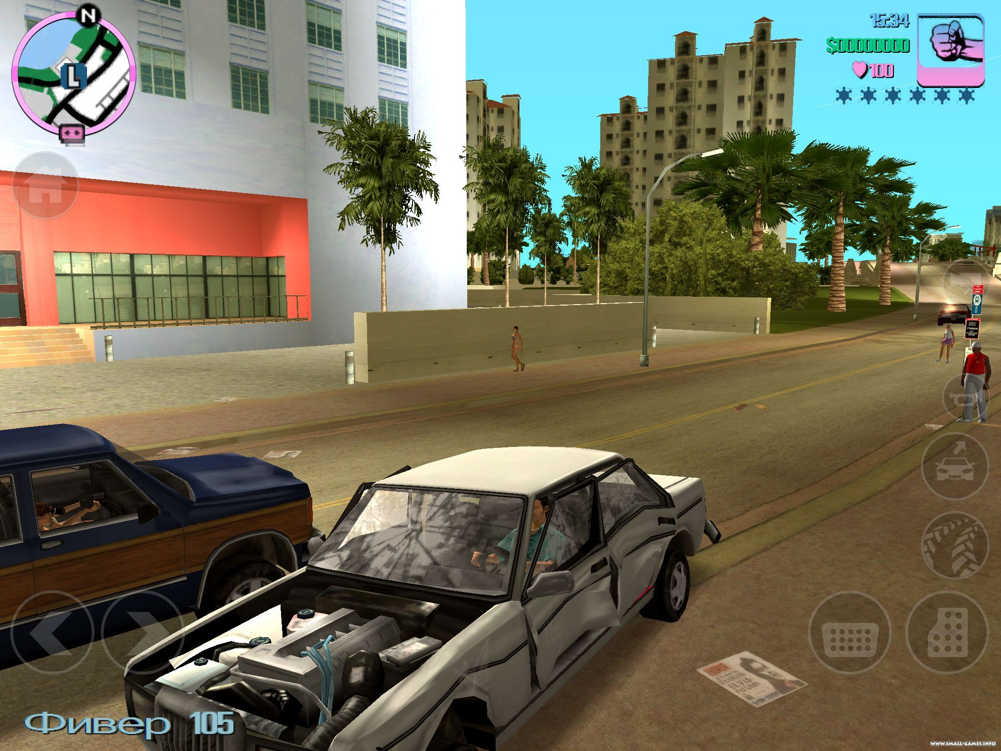 Grand theft auto iii v1 3 final android
