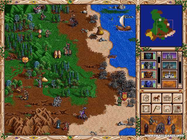 Heroes of might and magic ii: the succession wars / герои меча и.