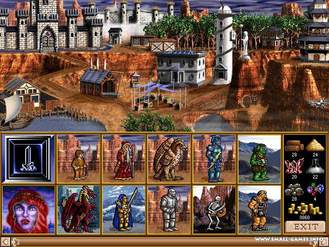 Heroes of might and magic 2 скачать полную версию.