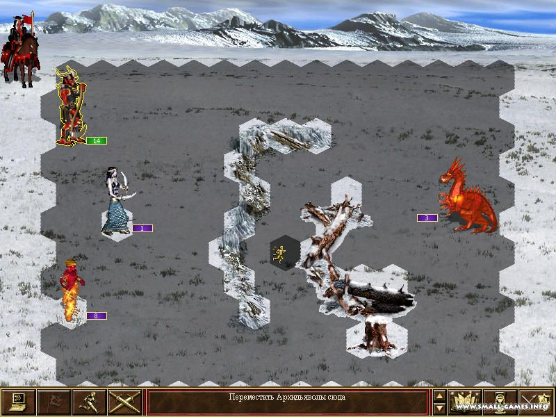 Heroes of might and magic 3: ностальгия в full hd | riot pixels.