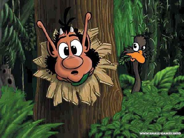 скачать игру кузя в джунглях 2 торрент