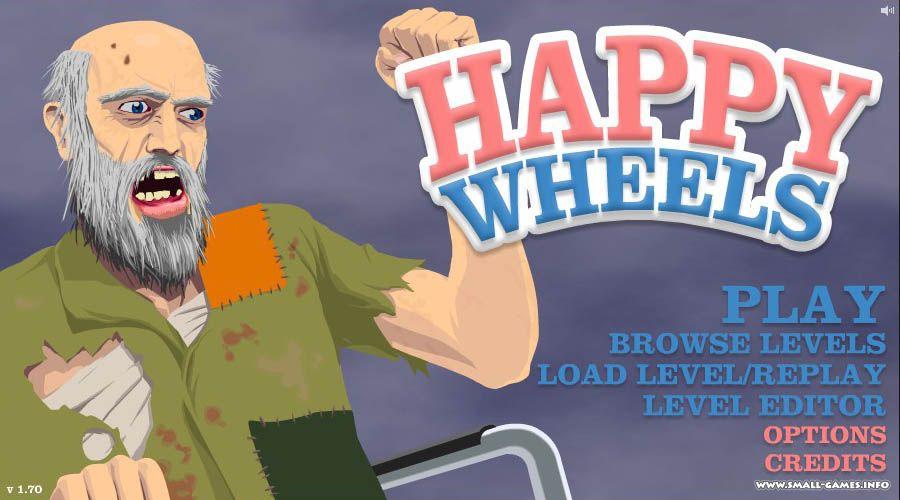 Happy wheels онлайн играть на картах играть игры шарарам с картами