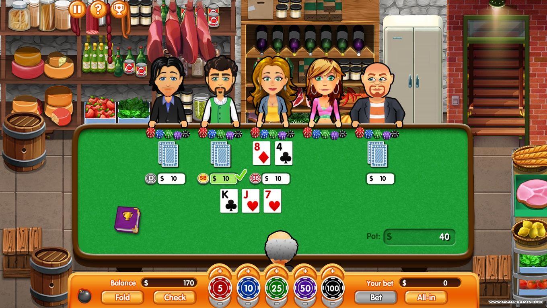 jimmy poker скачать