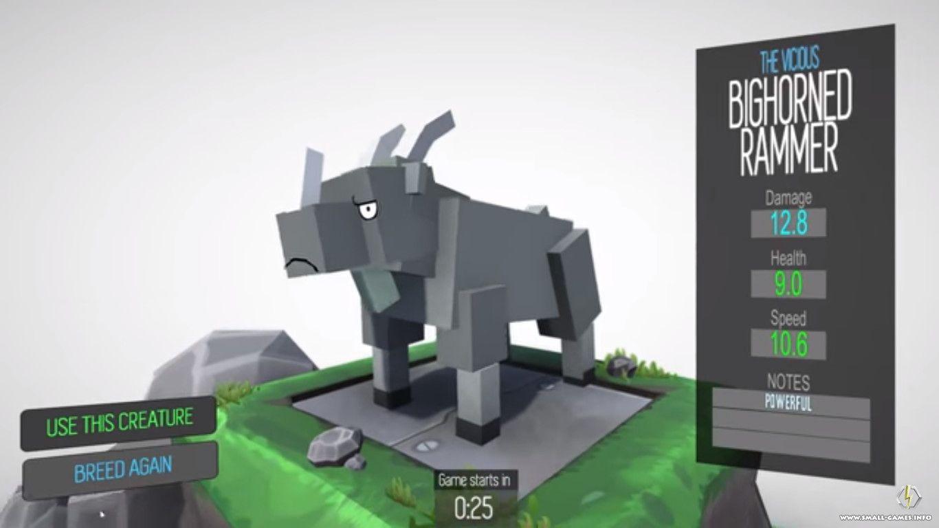 Игра hybrid animals играть бесплатно - 8
