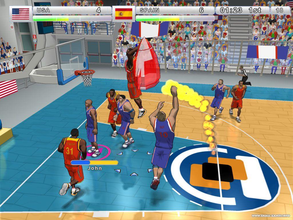 Игры про баскетбол на пк скачать